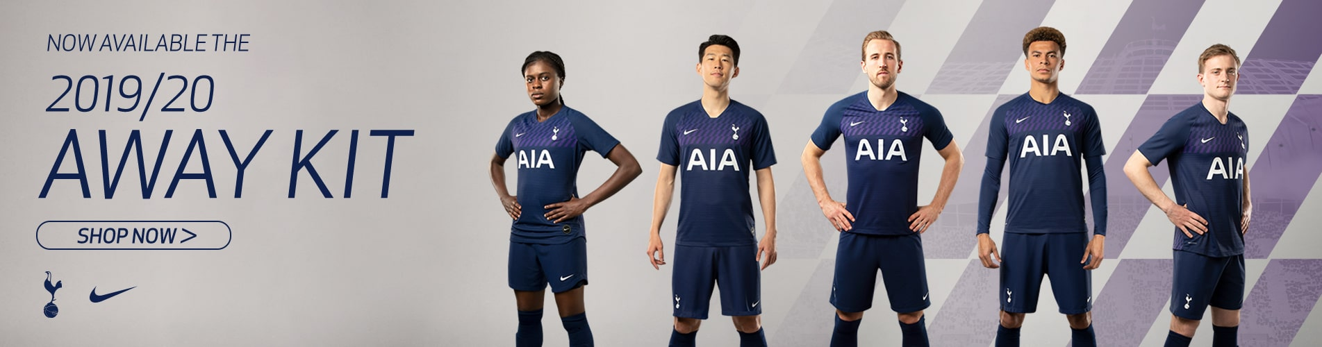 Spurs Kit 2019/20 OUT NOW! | Official Spurs Shop | Free Delivery