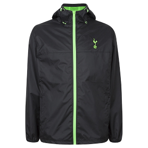 Spurs Mens Leisure Wear Shower Jacket