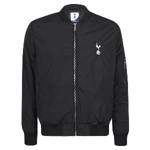 Spurs Mens Bomber Jacket