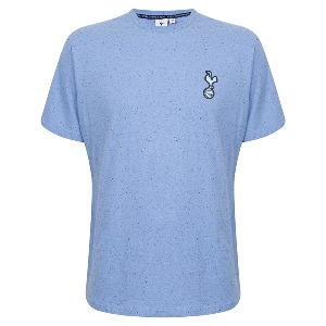 Spurs Mens Salt and Pepper T-shirt