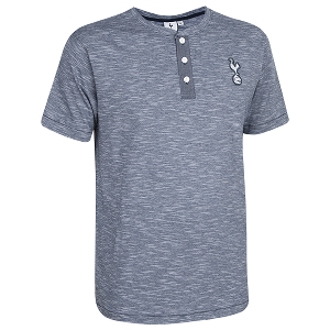 Spurs Placket T-Shirt