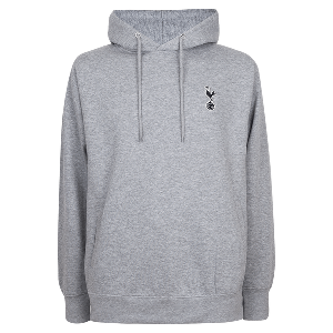 Spurs Mens Essential Hooded Top