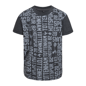 Spurs Boys Full Print T-Shirt