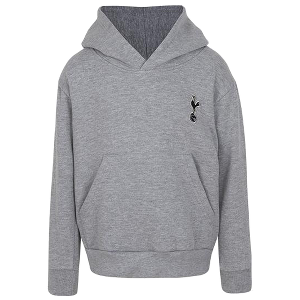 Spurs Kids' Essential Hooded Top