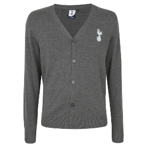 Spurs Mens Knitted Cardigan