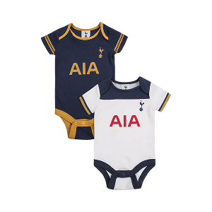 Babies Home/Away Kit Bodysuit (2 Pack)