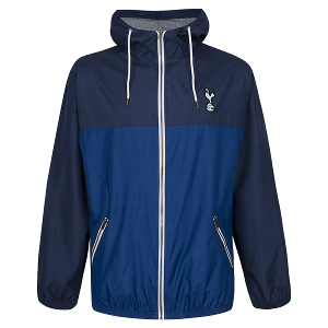 Spurs Mens Shower Proof Jacket