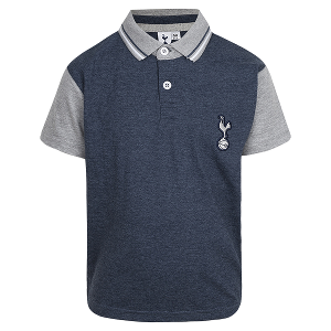 Spurs Boys Contrast Polo