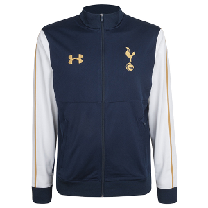 Spurs Mens Under Armour Track Jacket 2016/2017