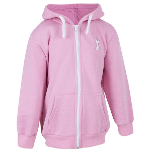 Spurs Girls Essential Hooded Top