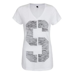 Spurs Womens S Print T-Shirt