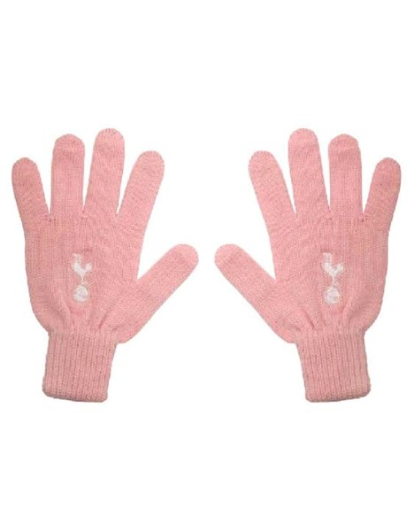AGE 7-12 YEARS KNITTED PINK GLOVE