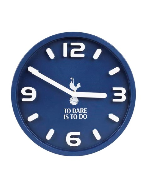 TO DARE IS TO DO WALL CLOCK