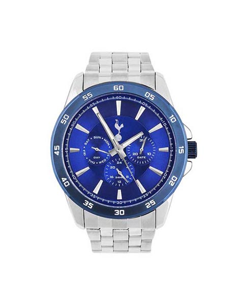 MENS BLUE DIAL CHRONOGRAPHY WATCH