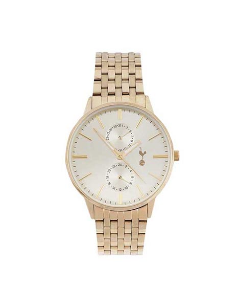 MENS GOLD DRESS WATCH