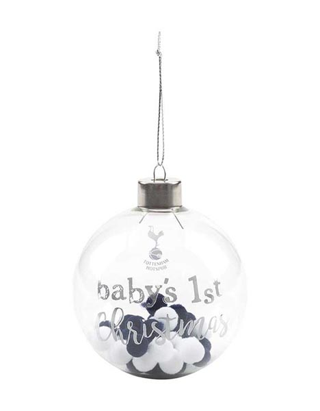 BABY'S FIRST BAUBLE