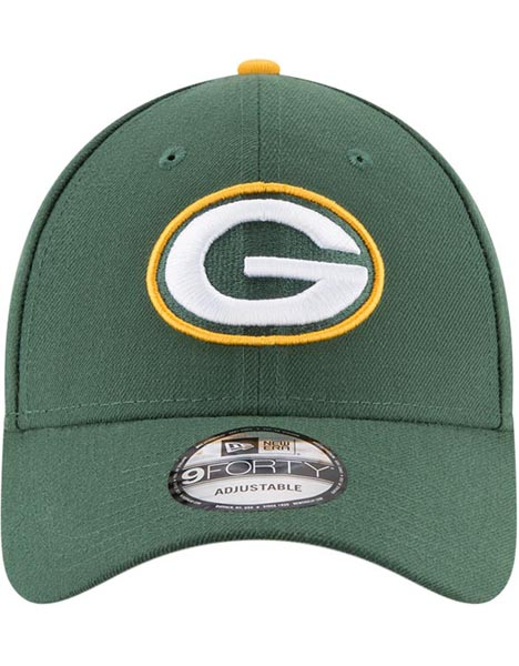 NEW ERA GBP GRN 9FORTY LEAGUE CAP