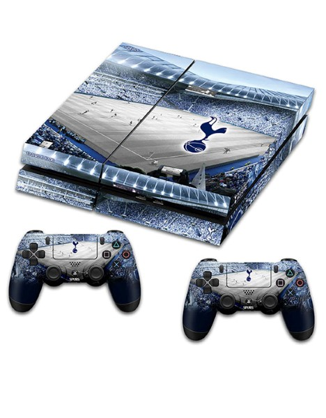 STADIUM PS4 & 2 CONTROLLERS SKIN SET