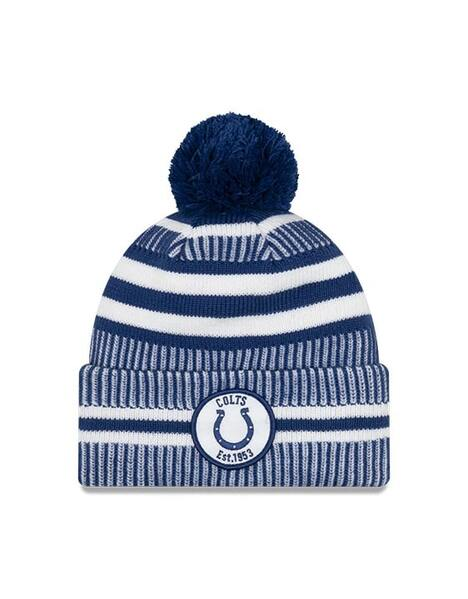 IND HOME KNIT BEANIE