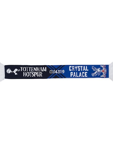 CRYSTAL PALACE FRIENDSHIP SCARF