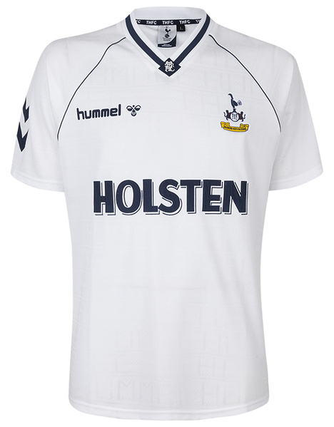 Spurs 1991 Hummel Fa Cup Semi Final Shirt