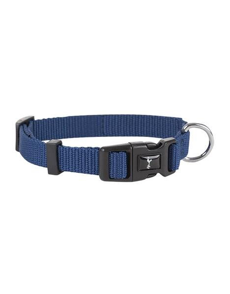 SMALL NAVY DOG COLLAR