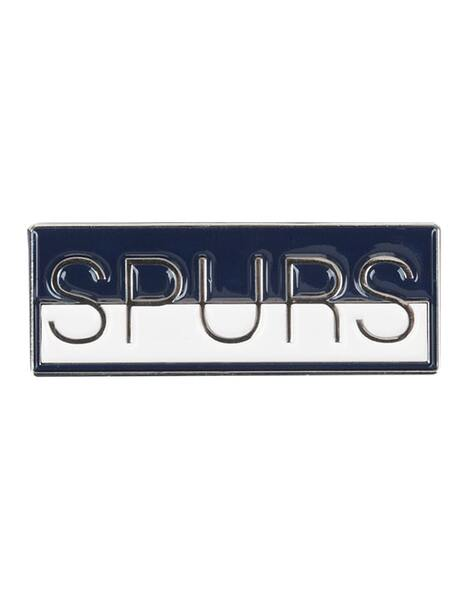 WORDMARK PIN BADGE