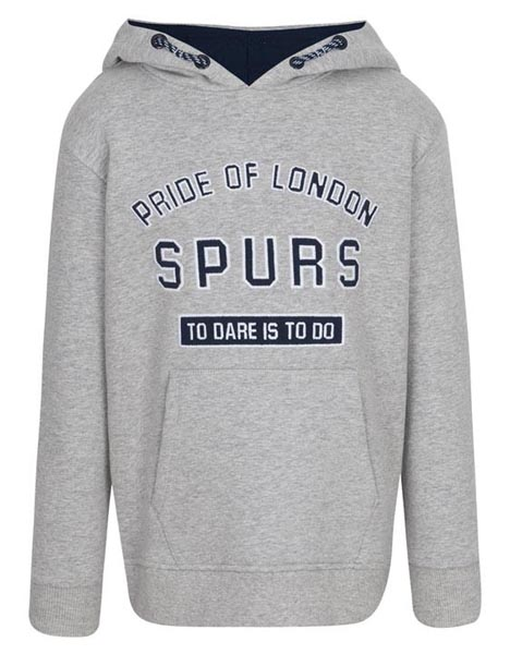 Spurs Kids Twill Applique Hoodie