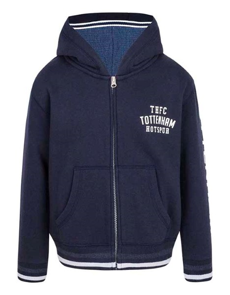Spurs Boys Rubber Print THFC Hoodie