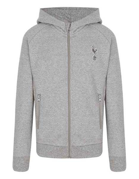 Spurs Boys Side Quilted Hoodie