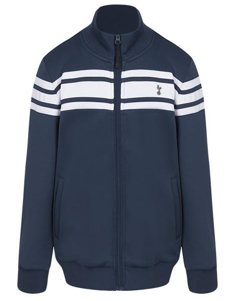 Youth Boys Contast Stripe Track Jacket