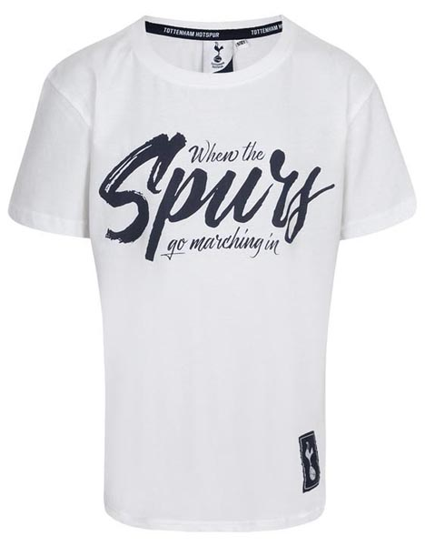 Spurs Kids When The Spurs Go Marching T-Shirt