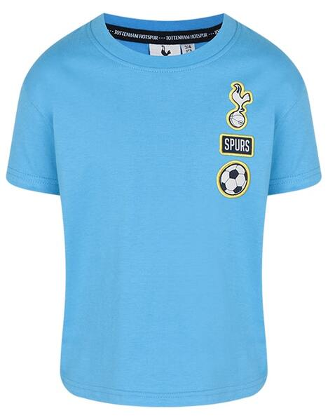 Kids Boys Mixed Embroidery T-Shirt