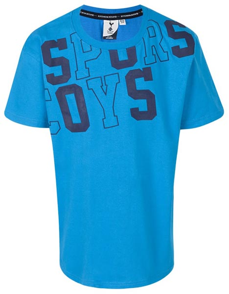 Youth Boys COYS Neck T-Shirt