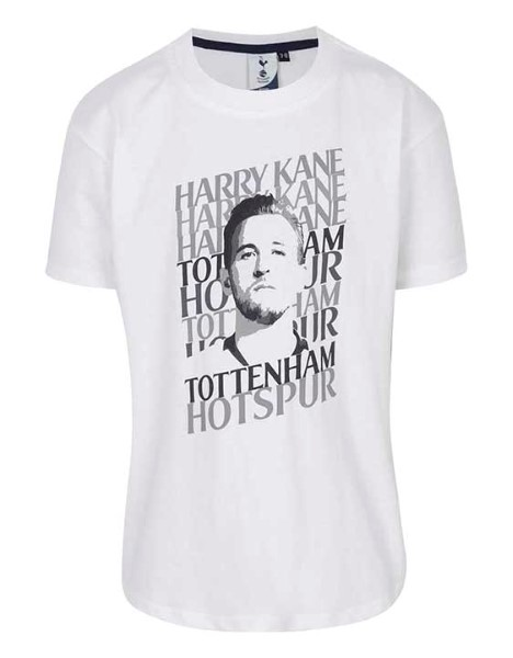 Spurs Kids Harry Kane Face T-Shirt
