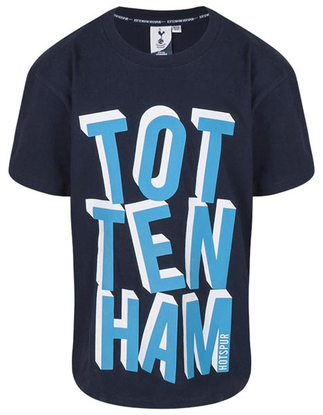 Kids Boys Tottenham Flock T-Shirt