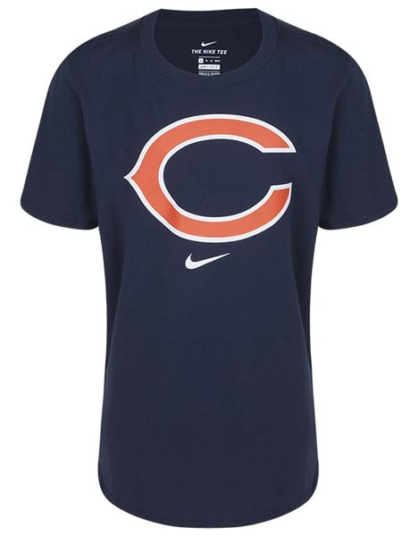 Nike Youth Chicago Bears Logo T-Shirt