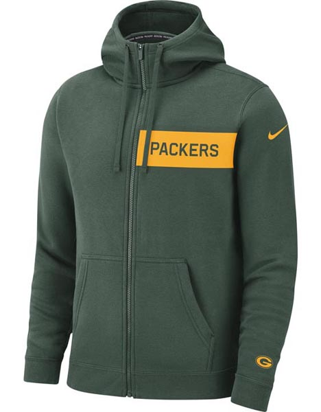 Nike Adult Green Bay Packers Hoodie