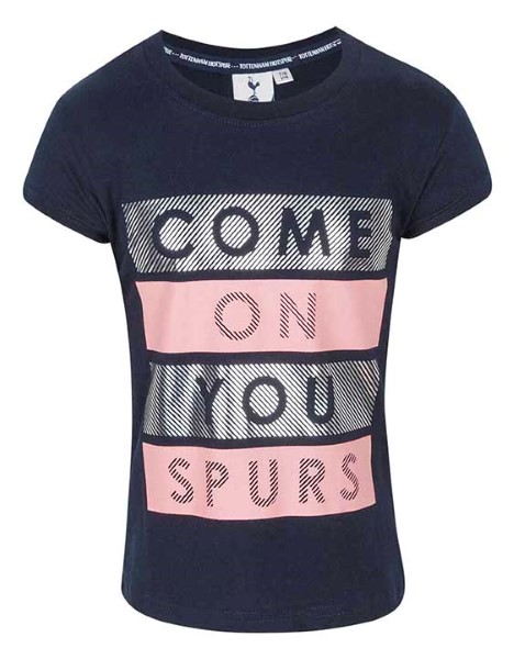 Spurs Girls Come On You Spurs T-Shirt