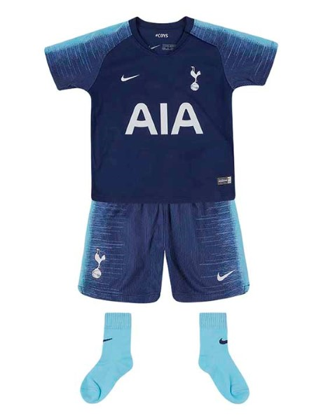 free shipping 40a7f 2422f Baby Spurs Away Kit 2018/19 | Nike Toddler Away | Official ...