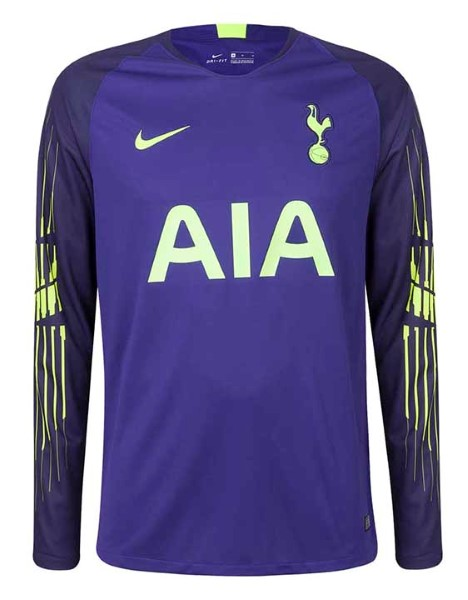 d80cd9664 Mens Spurs Home Goalkeeper Shirt 2018 19