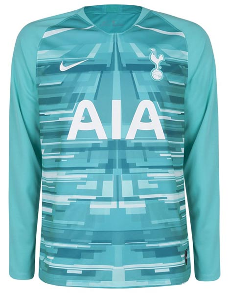 Mens Spurs Home Goalkeeper Shirt 2019/20