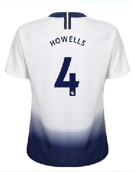 Spurs Howells 4 Legends Shirt 2018/19