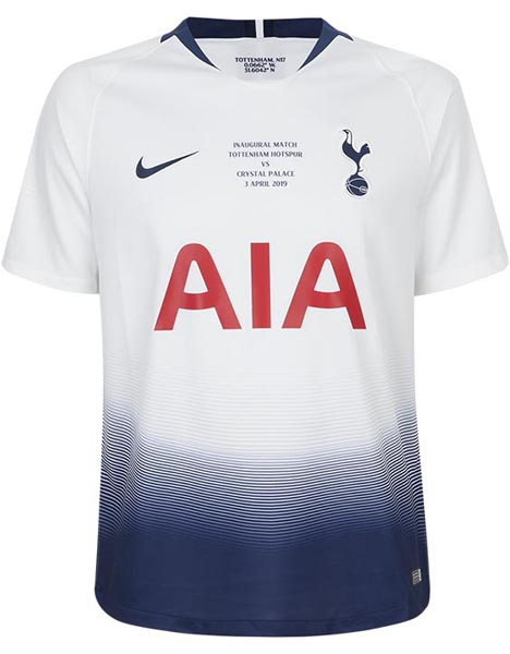 84434a501 Mens Spurs Home Shirt 2018/19 | Nike Mens Home | Official Spurs Shop