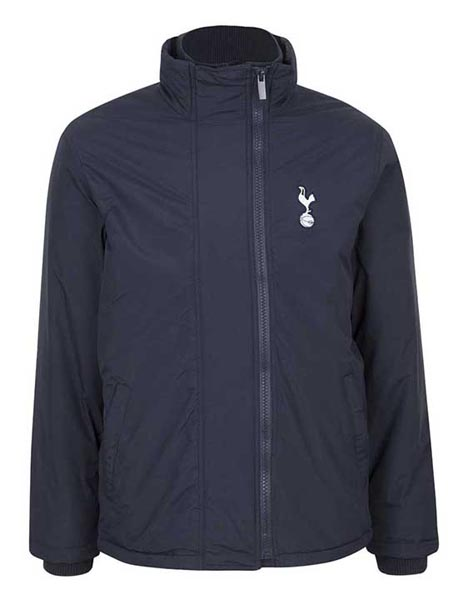 Spurs Mens Double Zip Ripstock Jacket