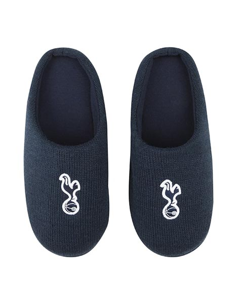 Spurs Mens Mule Slippers
