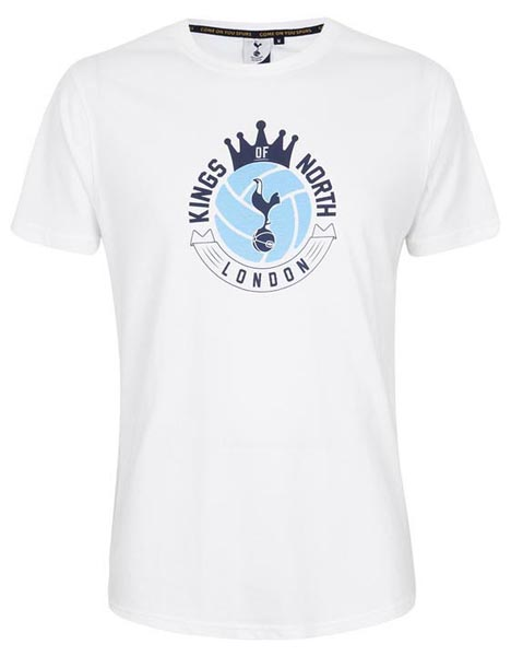 Spurs Adult Kings Of North London T-Shirt