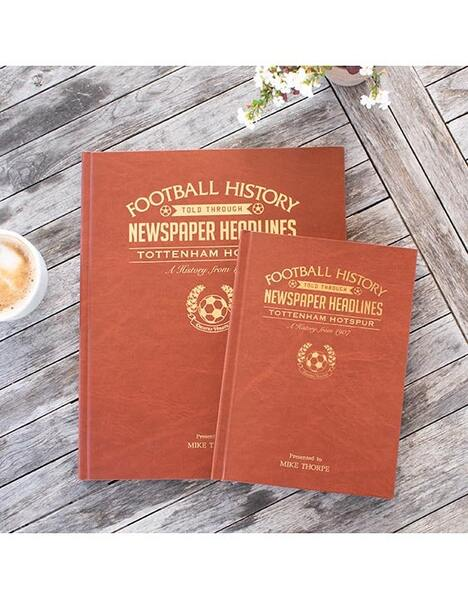SPURS HISTORIC NEWS BOOK