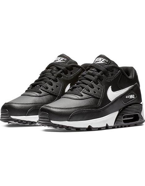 054d979a17 Nike Kids Air Max 90 Leather Trainers | Official Spurs Shop
