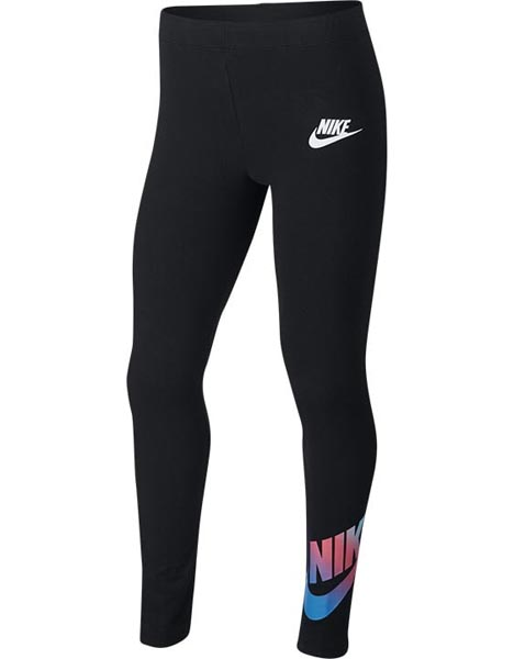 Nike Girls Rainbow Leggings